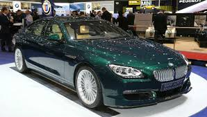 bmw alpina b6 price 2015 bmw alpina b6 was developed in cooperation between the two