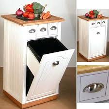 meuble poubelle cuisine poubelle de porte cuisine poubelle interieur de porte actonnant