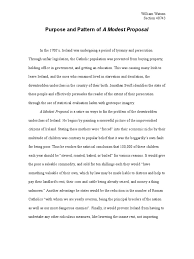 a modest proposal full essay printable blank resume forms