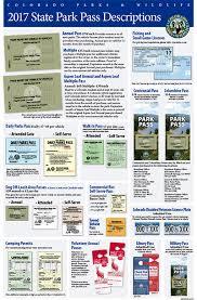 Colorado parks wildlife park entrance pass information