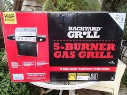 Backyard Brand Grills Backyard Grill 5 Burner Gas Grill Review The Stainless Steel
