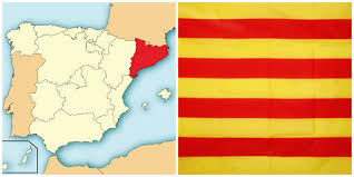 Catalonia Spain Map by All About Catalonia Sunshine And Siestas An American Expat In