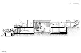 christian street house james russell architect archdaily