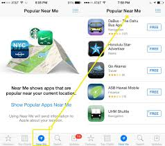 Map Near Me Find The Popular Apps In Your General Location With Near Me Ios