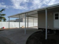 Used Mobile Home Awnings Mobile Home Awnings