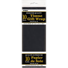 where to buy black tissue paper 26 x 20 black tissue paper sheets 10ct kitchen