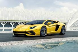 Lamborghini Aventador Off Road - 2017 lamborghini aventador s revealed with 730 hp motor trend
