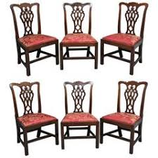 chippendale dining room chairs 73 for sale at 1stdibs