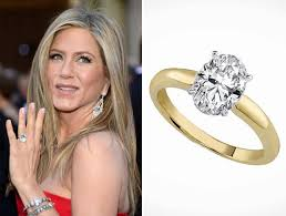 Jennifer Aniston Wedding Ring by 10 Celeb Inspired Engagement Rings That Won U0027t Break The Bank