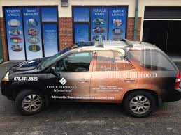Floor Covering International Vehicle Wraps Meridian Signs And Graphics Meridian Signs And