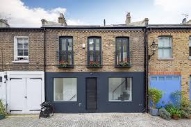 Mews House West London  Hogarth Architects