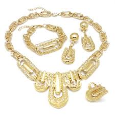 aliexpress buy fashion big size 18k gold plated men unique design arabic jewelry set fashion 18k gold plated