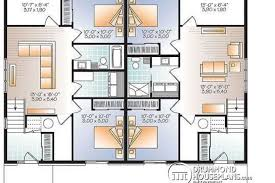 house plans and design modern duplex house plans canada small