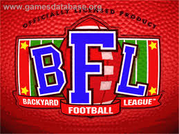 triyae com u003d ultimate backyard football various design