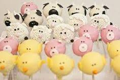 farm animal cake pops cake balls cake pops pinterest animal