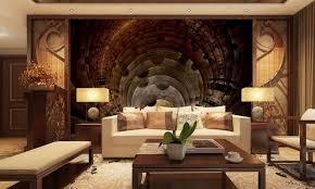 d oration chambre peinture chinois 3d peintures murales de papier peint abstrait amélioration