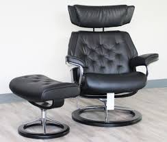 ottomans stressless recliners leather ottomans for sale
