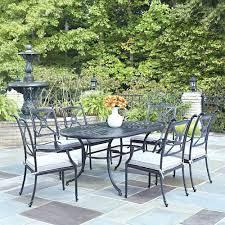 patio ideas cast aluminum patio furniture refinishing painting
