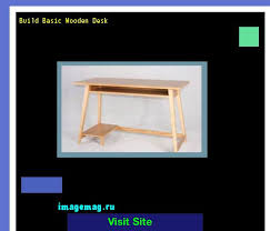 Build Basic Wooden Desk by How To Build A Desk Top Computer 211918 The Best Image Search