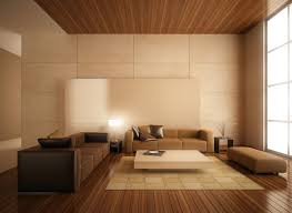 spacious living room idea floor ceiling wooden listed in