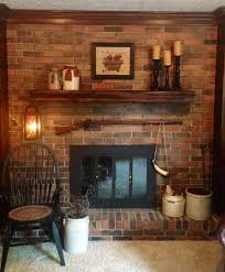 Primitive Kitchen Decorating Ideas 56 Best Primitive Fireplace Images On Pinterest Primitive