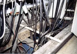 how to organize cables under desk file pt tupper unit 1 control room under desk big gaping hole jpg