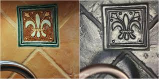 kitchen older and wisor painting a tile backsplash more easy