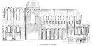 medieval saint benoît sur loire