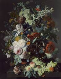 flowers and fruit jan huysum still with flowers and fruit national