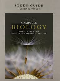 study guide for campbell biology jane b reece lisa a urry
