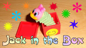miniature jack in the box toy diy lps crafts easy doll crafts