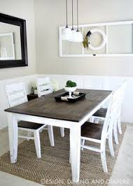 DIY Farmhouse Kitchen Table Farmhouse Kitchen Tables Farmhouse - Farmhouse kitchen tables