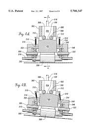 patent us5700347 thermoplastic multi tape application head