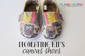 How To Decorate Shoes Hello Wonderful How To Decorate Canvas Shoes