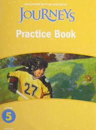 buy journeys grade 5 practice book houghton mifflin journeys