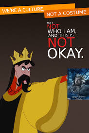 Maleficent Meme - king stefan on maleficent we re a culture not a costume know