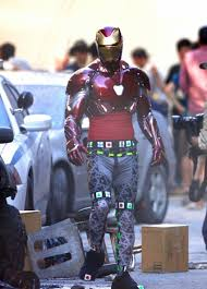 here u0027s your first look at iron man u0027s new mark 48 armour in