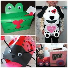 valentines mailbox the cutest boxes that kids will crafty morning