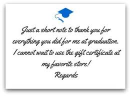 excellent graduation thank you letter images resume ideas bayaar