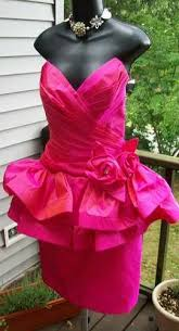 80s Prom Dresses For Sale 43 Best 80 U0027s Totally Awesome Prom Dresses Images On Pinterest