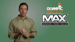 Flo Coat Resurfacer by Olympic Rescue It Max Maintaining Your Concrete Surface Youtube