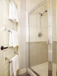 modern minimalist bathroom design with back door bathroom towel