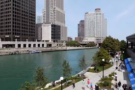 Chicago Riverwalk Map by Chicago U0027s Best Loop New East Side Apartments U2013 Parks Beaches