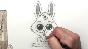 how to draw a bunny rabbit easter bunny art lessons for kids