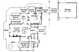 9 one story bungalow plans and craftsman house floor plan and