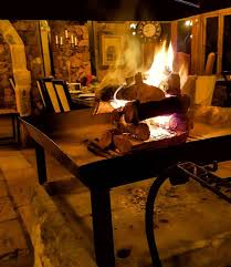 flame and game fire fireplace lolaresto warm beautiful cozy