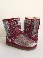 ugg sale eu purple sparkle uggs boots ebay