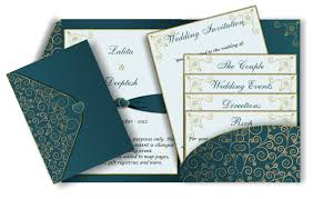 unique indian wedding cards pocket style email indian wedding invitation card design 9 email