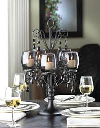 wholesale gothic midnight elegance jeweled candelabra wedding