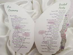 exles of wedding ceremony programs 18 best wedding program images on wedding programs